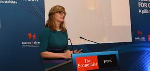 Екатерина Захариева: Трябва да засилим сътрудничеството си в сигурността с ЕС