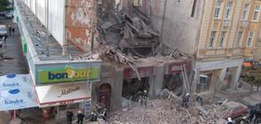 """САС потвърди: Няма виновни за рухналата сграда на столичната ул. """"Алабин"""""""