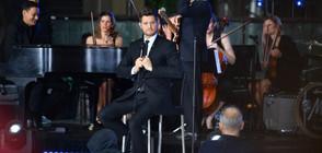 ЗА ПЪРВИ ПЪТ: Суперзвездата Майкъл Бубле с концерт в България