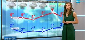 Прогноза за времето (16.11.2018 - централна)