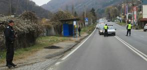 Приключва ремонтът на пътя през Владая