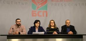 Нинова: Оставката на Валери Симеонов е закъсняла и неискрена
