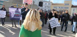 Шествия и блокади из страната с искане за оставка на кабинета (ВИДЕО)
