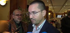 Джамбазки: Хората имат право на протести, но се намесват партии (ВИДЕО)