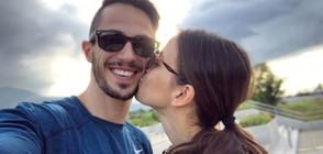 Наум Шопов-младши се сгоди за дългогодишната си приятелка (СНИМКИ)