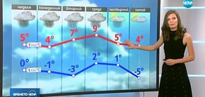 Прогноза за времето (18.11.2018 - обедна)