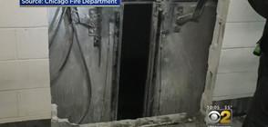 Шестима души пропаднаха 84 етажа с асансьор и оцеляха (ВИДЕО)