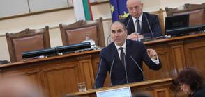 Цветанов: Коалицията щеше да се счупи при едностранно решение на ГЕРБ за оставката