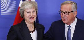 В събота Тереза Мей отново ще преговаря за Brexit с ЕС