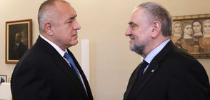 Премиерът се срещна с вицепрезидента на Световния еврейски конгрес