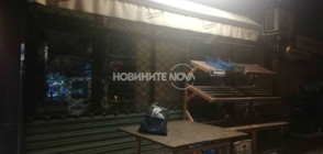 Въоръжен грабеж на магазин в София (ВИДЕО+СНИМКИ)