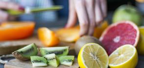 Има ли изкуствени оцветители в цитрусовите плодове?