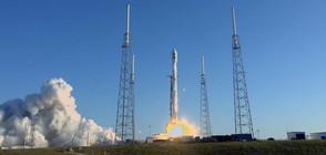 SpaceX изведе в орбита 64 сателита