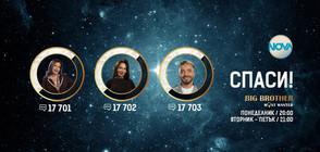 Албена, Цецо и Никита са последните номинирани в Big Brother: Most Wanted 2018