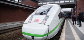Стачка блокира жп транспорта в Германия