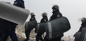 Мащабна полицейска акция в старозагорско село (ВИДЕО)