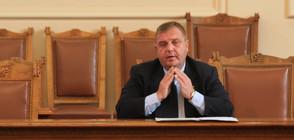 Позицията на Каракачанов за Македония не е обсъдена с правителството