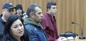 Оставиха в ареста обвинения за убийството на Десислава Стоянова