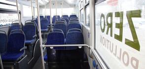 В София пускат първите електробуси на градския транспорт