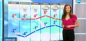Прогноза за времето (12.12.2018 - обедна)