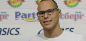 Антъни Иванов с нов рекорд на 100 метра бътерфлай