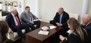Борисов не одобрява дискредитирането на строителния сектор