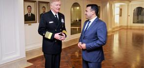 """Македония предоставя военната база """"Криволак"""" на НАТО"""