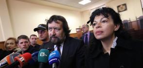 """Николай Банев се """"подмлади"""" в ареста (СНИМКИ)"""