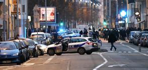 Жандармерия блокира предградие на Страсбург, има задържани (ВИДЕО)