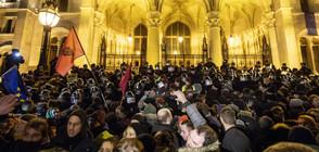 Хиляди унгарци протестираха в Будапеща