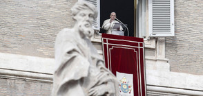 Еуфория в Раковски след новината за визитата на папа Франциск (ВИДЕО)