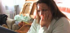 """Майка оставя децата си на произвола в """"Съдби на кръстопът"""""""