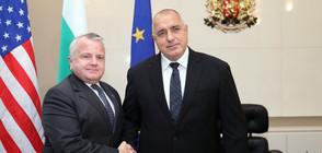Борисов към Съливан: България изпълнява ангажиментите си към НАТО