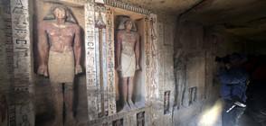 Откриха гробница на жрец на 4000 години в Египет (СНИМКИ)