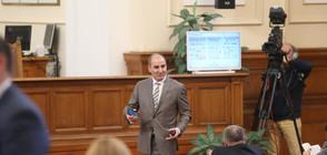 Цветанов: Ако президентът иска да говорим за избори, първо да каже как е финансирана кампанията му