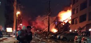 Над 40 пострадали при взрив в заведение в Япония (ВИДЕО)