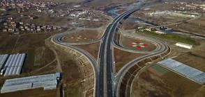 """Откриват нова отсечка на магистрала """"Струма"""""""