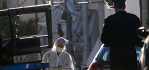 """Взривиха бомба край сградата на гръцката телевизия """"Скай"""""""