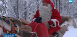 Хиляди посетиха градчето на Дядо Коледа (ВИДЕО)