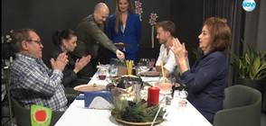 """Два ефирни десерта от Християна Тодорова в """"Черешката на тортата"""""""