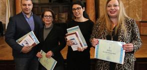 Журналисти на NOVA с награда за опазване чистотата на българския език (ВИДЕО+СНИМКИ)