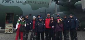 Българските полярници пристигнаха на Антарктида (СНИМКИ)