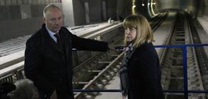 Завършват строителството на 5 нови метростанции до септември 2019 г. (СНИМКИ)