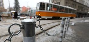 """Тръгнаха трамваите по емблематичната улица """"Граф Игнатиев"""""""