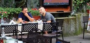 Ресторантьори искат узаконяване на изнесените места за пушене