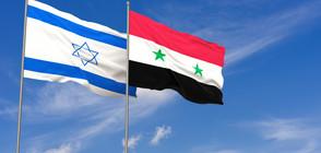Сирия обяви, че е отблъснала израелско въздушно нападение