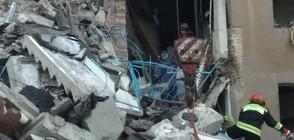 Расте броят на жертвите след срутването на сграда в Русия (ВИДЕО)