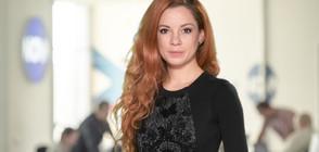 Репортерът на NOVA Надя Ганчева стана майка