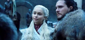 """Първи кадри от осмия сезон на """"Игра на тронове"""" (ВИДЕО)"""
