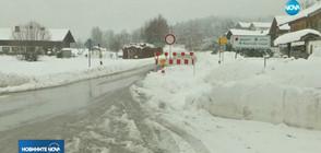 Нови снежни бури ще преминат през Европа